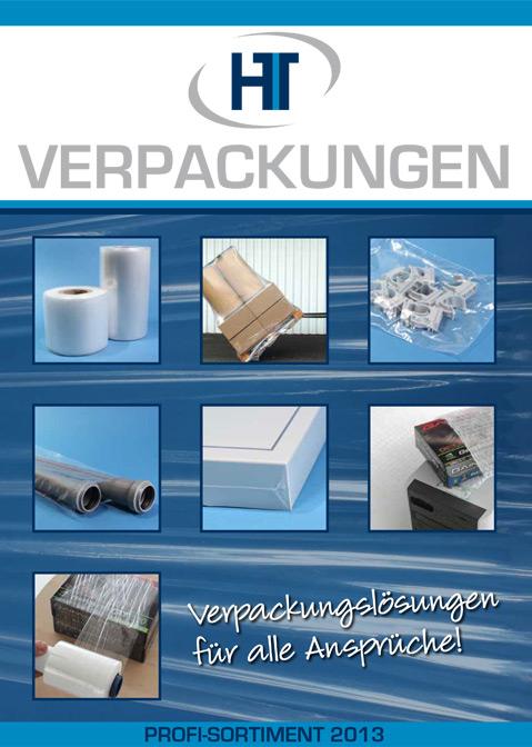 HT Verpackungen Schlauchfolie Katalog 2013